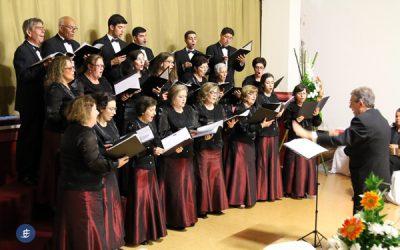 Coro Tibério Franco participa no Congresso de Música Sacra no Vaticano