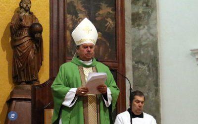 Mensagem do bispo de Angra recorda vítimas da pobreza e exclusão, da guerra e violência