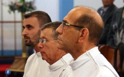 Diocese de Angra institui três novos leitores na ilha Terceira