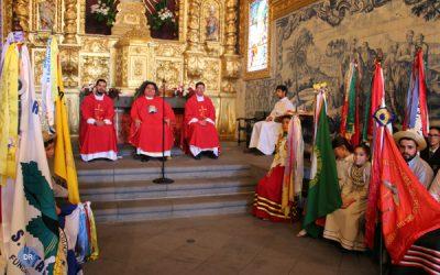 Festa de Santa Cecília celebrada na Matriz de Santa Maria Madalena