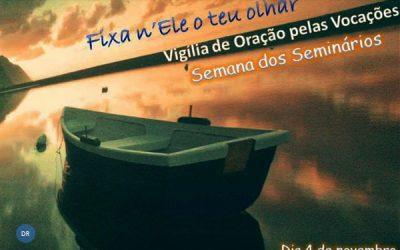 Vigília de oração pelos Seminários nos Flamengos
