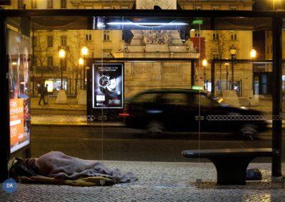 Cerca de 5% dos sem-abrigo de Lisboa têm um curso superior