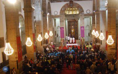Diocese de Angra encerra portas santas do ano jubilar da misericórdia no próximo dia 13