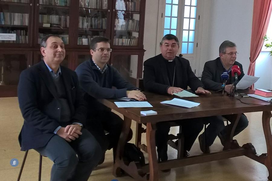Conselho Presbiteral da diocese de Angra discute avalia possibilidade de um sínodo diocesano