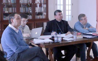 Conselho presbiteral debate nova organização diocesana