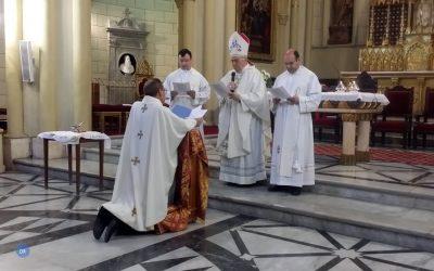 Pe Jacinto Bento é o novo cónego do Santo Sepulcro de Jerusalém