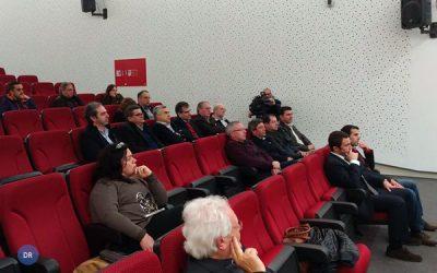Bispo de Angra reuniu com empresários de Ponta Delgada