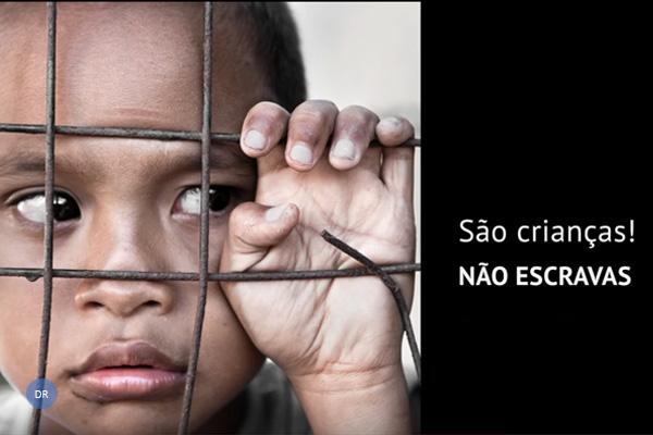 Papa lembra «crianças escravizadas»