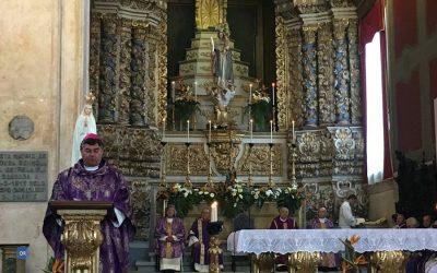 """Bispo de Angra diz que a Humanidade precisa de se colocar """"num itinerário de conversão pessoal e comunitária"""""""