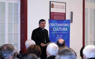"""Jornadas de Teologia: Bispo de Angra lembra que a """"ruptura entre o Evangelho e a Cultura é o drama da nossa época"""""""