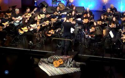 Orquestra de Violas da Terra promove concerto de Páscoa na Ribeira Quente no dia da Liberdade