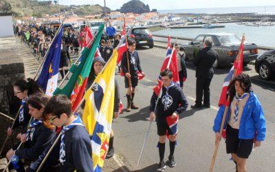 Comemorações do Dia Mundial da Juventude e dia do Núcleo de ilha do CNE animaram ilha montanha