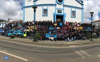 Dia Mundial da Juventude na ilha Terceira assinalado entre o altar e o palco