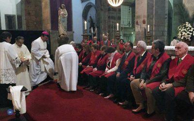 Bispo de Angra afirma que o gesto do lava-pés é um ato de entrega e um exemplo de serviço ao próximo