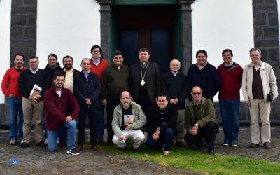 16 sacerdotes participam no retiro do clero no Pico