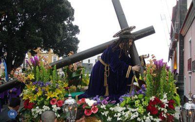 Paróquia dos Fenais da Luz celebra Semana Santa com reconstituições de quadros bíblicos