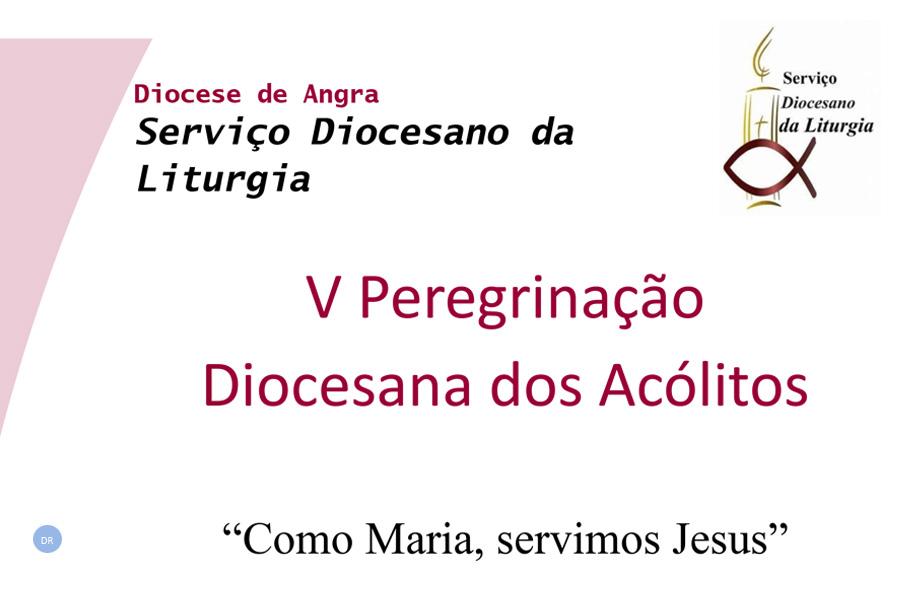 Ilha das Flores recebe V Peregrinação diocesana dos Acólitos
