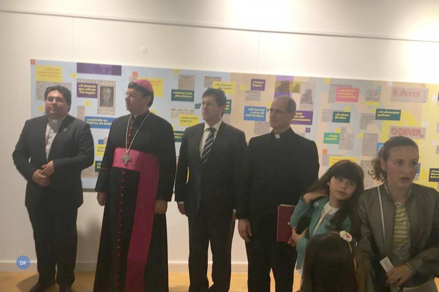 Dificuldades não podem fazer com que a igreja desista dos seus meios de comunicação social, diz bispo de Angra