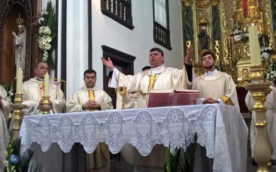 Bispo de Angra exorta jovens a deixarem-se interpelar permanentemente pelo exemplo de Jesus