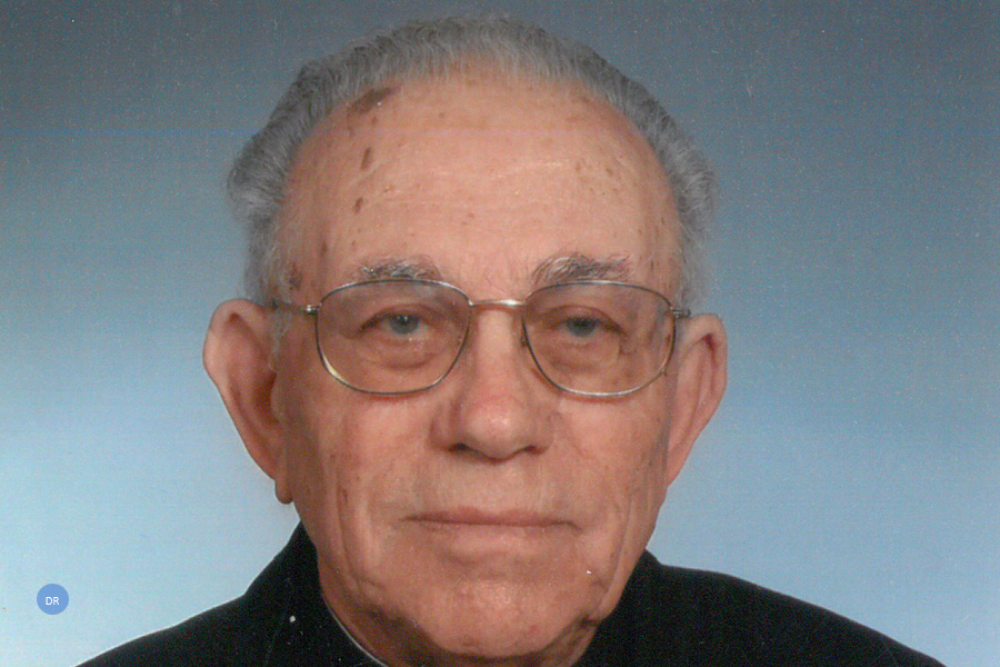 Faleceu o Pe. José Gregório