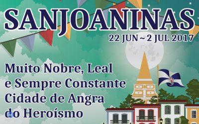 Sanjoaninas celebram ligação de Angra às lutas liberais