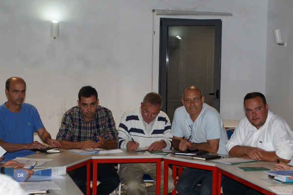 Grupo Coordenador dos Romeiros de São Miguel reúne com os responsáveis dos Ranchos