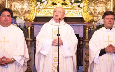 Padre Raimundo Garcia Bulcão Duarte homenageado pela Paróquia Matriz da Madalena