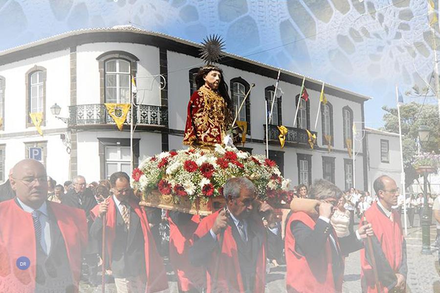Festas do Senhor Santo Cristo iniciam-se a 9 de agosto com tríduo