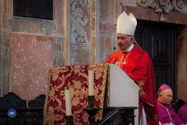 Bispo do Porto presidiu ao oitavo dia da novena do Senhor Bom Jesus Milagroso na ilha do Pico