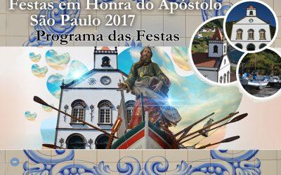 Ribeira Quente celebra padroeiro em ano de centenário da sua igreja paroquial