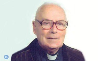 Faleceu o Pe António Rocha