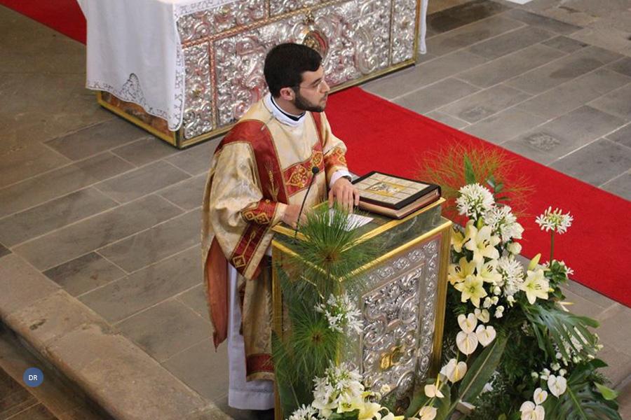 Futuro sacerdote espera que as comunidades do Faial- Matriz e Flamengos- o ajudem a crescer