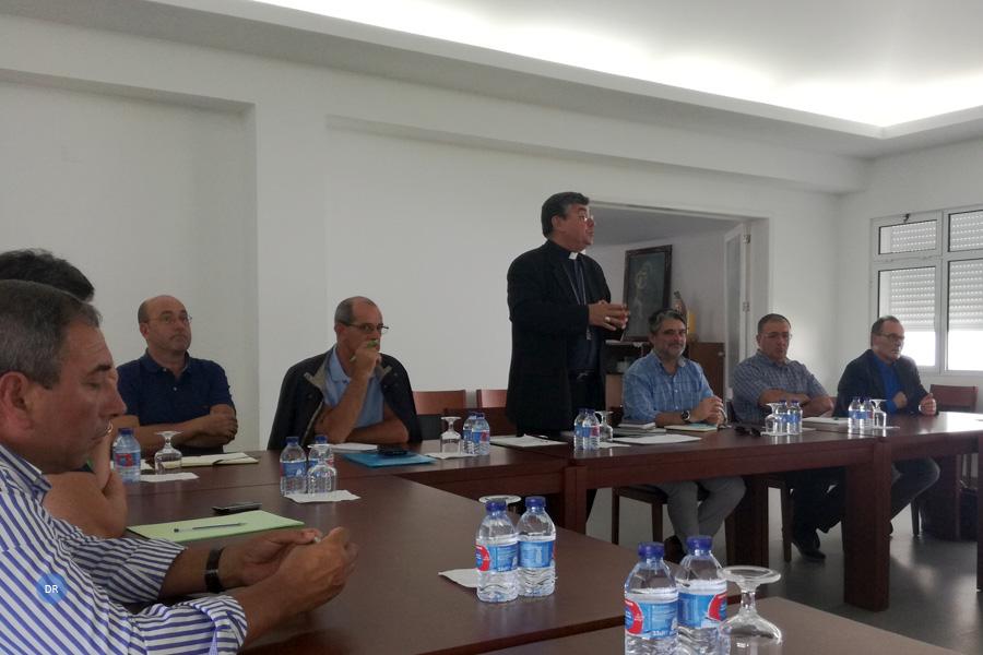 Conselho Assessor da Pastoral Social reuniu esta quarta feira