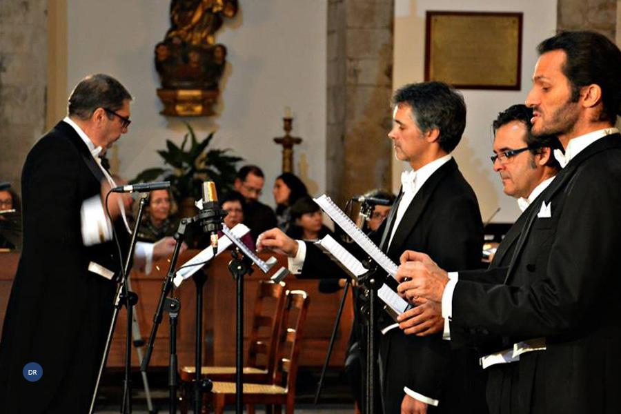 Concerto Coral Sinfónico de homenagem a Tomás de Borba