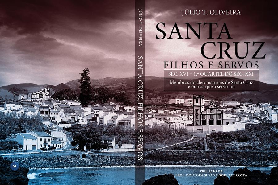 """Livro """"SANTA CRUZ: Filhos e Servos"""" é lançado no âmbito da Semana dos Seminários"""