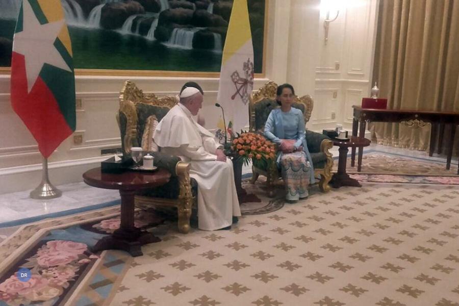 Papa Francisco Aposta no diálogo inter-religioso