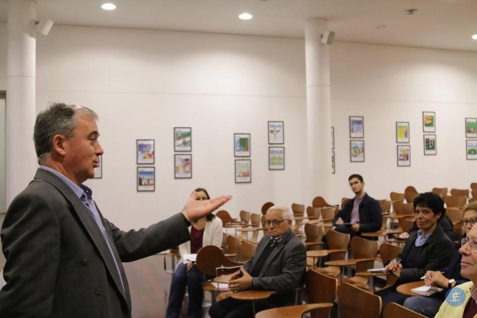 Pastoral Universitária começou a lançar sementes desafiando os jovens a partilharem experiências na área social