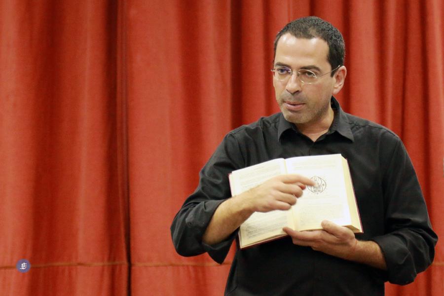 """Evangelho de Marcos """"é muito contemporâneo"""", afirma Pe. Marco Bettencourt Gomes"""
