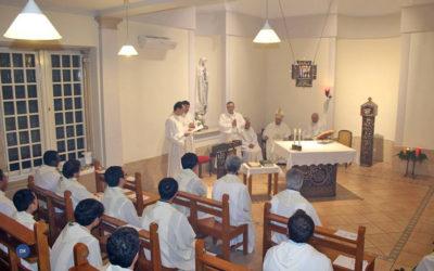 """""""Escuta"""" e """"compromisso"""" são duas palavras que conjugam com o Sínodo dos jovens, na opinião de dois sacerdotes açorianos em Roma"""