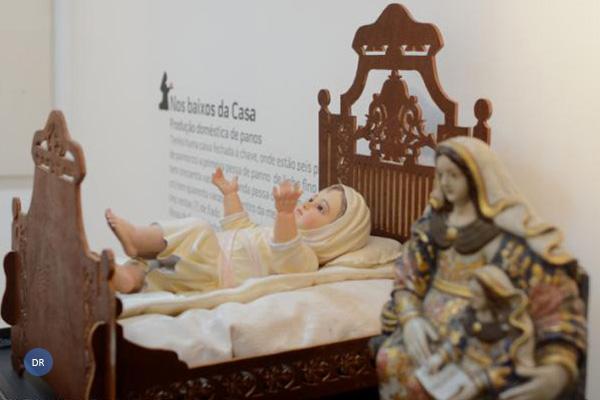 """Casa do Arcano mostra exposição """"Louvar Maria- Imagens de devoção a Nossa Senhora"""""""