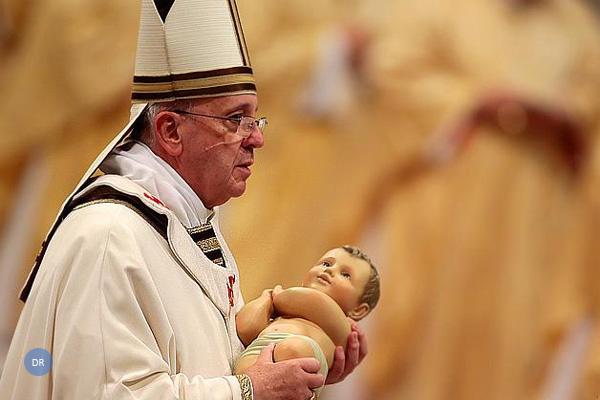 Nascimento de Jesus dá a todos o «documento de cidadania» – Papa Francisco