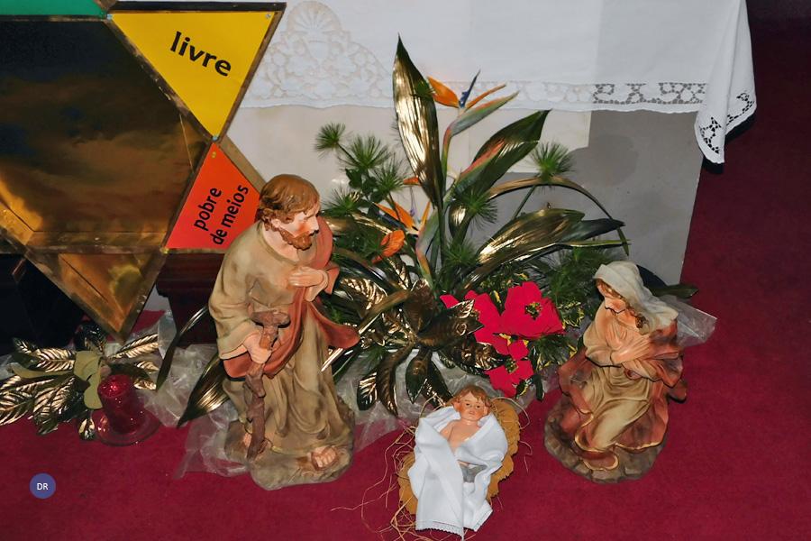 Missa da Aurora mantém tradição e dá sentido à comunidade cristã dos Cedros