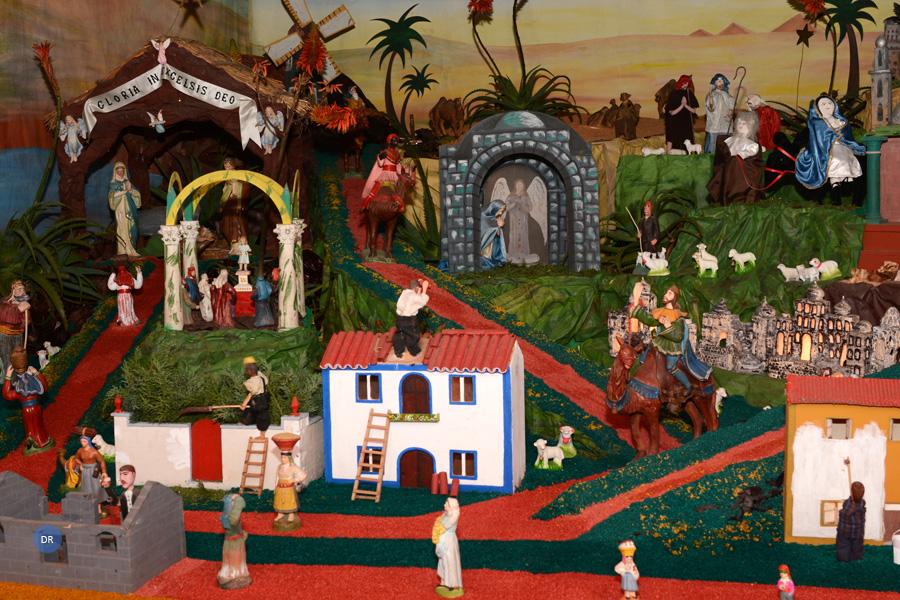 Presépio do prior Evaristo Gouveia volta a ser proposta de Natal no Museu Municipal da Ribeira Grande