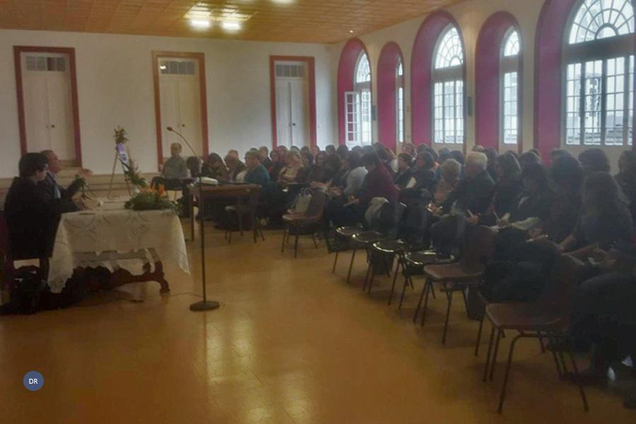 Mais de 80 catequistas participaram esta tarde no Retiro de Advento