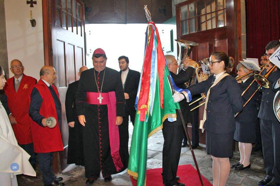 A desertificação exige um novo olhar sobre o Faial, alerta o bispo de Angra