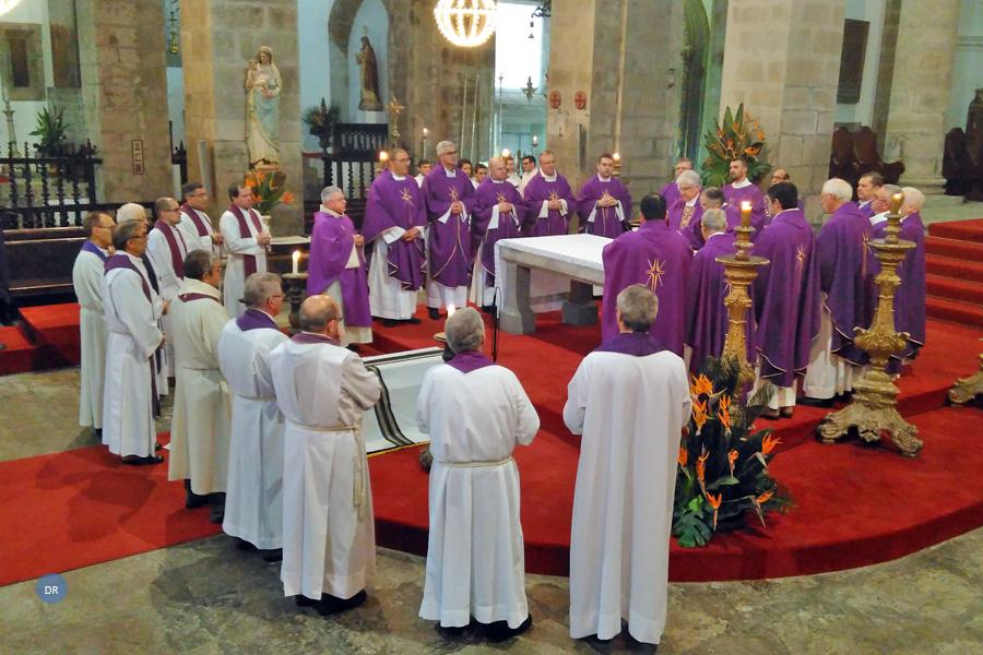 Missa de sétimo dia do Pe. Caetano Tomás será dia 31 de janeiro