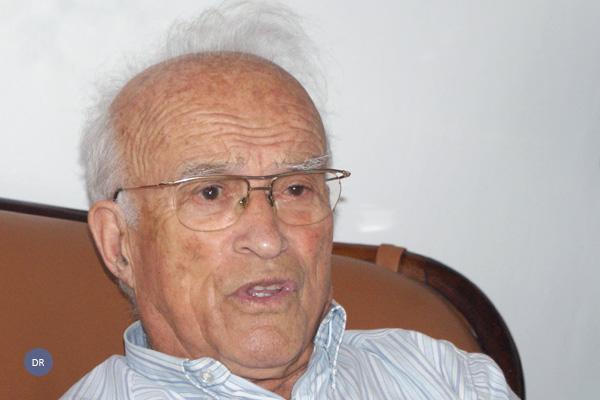 Faleceu o Pe. Caetano Tomás aos 93 anos de idade