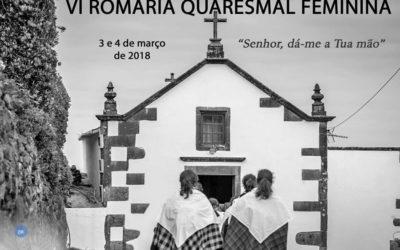 Romeiras de Nossa Senhora da Conceição realizam VI Romaria da Quaresma