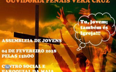 Assembleia de Jovens dos Fenais de Vera Cruz realiza-se este domingo