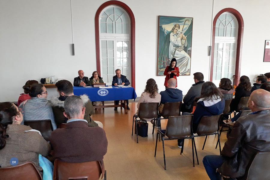 Seminário de Angra acolheu segundo turno do CPM da ilha Terceira